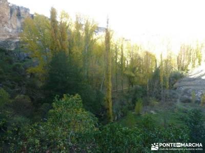 Hoces del Río Duratón - Villa y Tierra de Sepúlveda;senderismo alcobendas